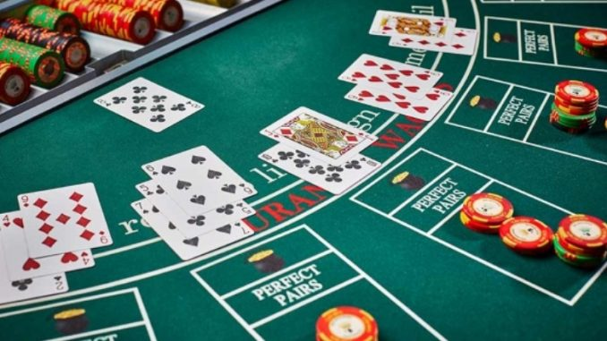 Make Gambling Bets in Blackjack Game Using Reputable Internet Site