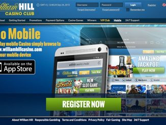 Earn Good Cash With William Hill Club Casino