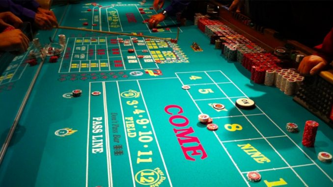 It's Wonderful Participating in Online Craps Without Spending a Dime