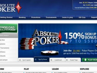 Absolute Poker Review & Bonuses