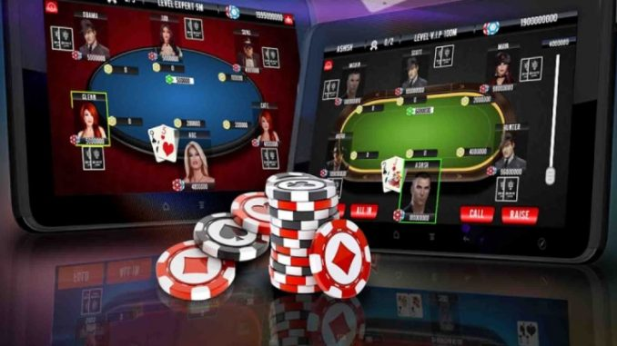 Online Poker - Any Time from Any Where!