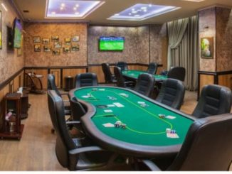 Build Your Own Home Poker Space