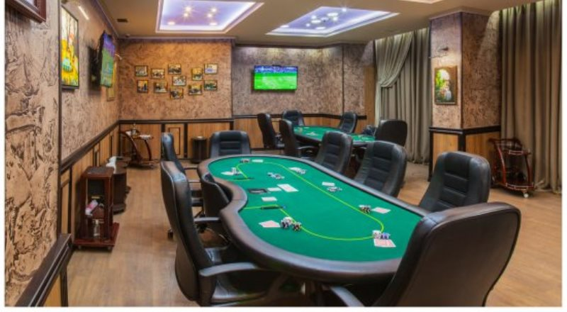 Build Own Poker Space